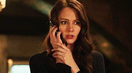 Root receives a call from Shaw in 'Asylum', requesting help—but it's cut-off. Is this a trick on Samaritan's half? Is Shaw genuinely reaching out or has she been drugged up enough to do something like that?